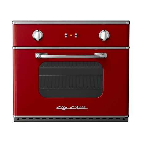 Retro wall oven by Big Chill