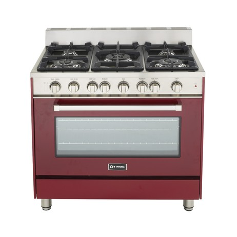 "Verona 36"" Gas Range by Verona Appliances"