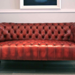 Walpole Chesterfield  by The Original Sofa Co.