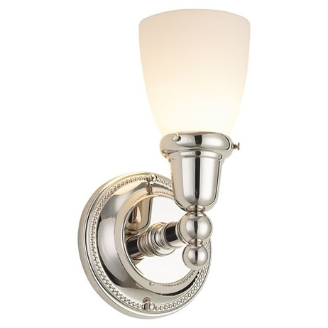 Carlton Wall Sconce by Brass Light Gallery
