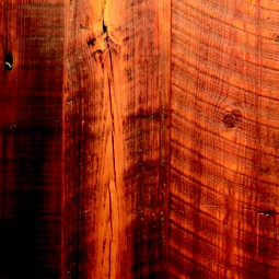 Lightning Ridge, Reclaimed antique heart pine by Manhattan Forest Products, Inc.