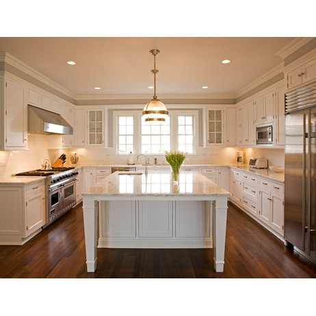 Custom Kitchens by Nantucket Home Builders Inc.