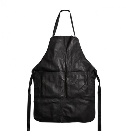 Personalized Leather Apron by Jung Lee NY