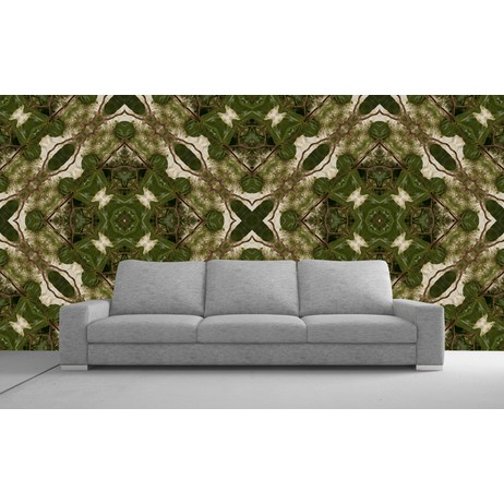Leafy Way by EDGE Wallcoverings