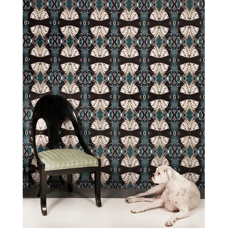 Lizard Egg Series by EDGE Wallcoverings