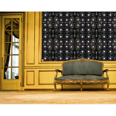 Black Pearls by EDGE Wallcoverings