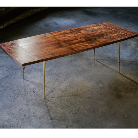 des tombe dining table by Erickson Woodworking