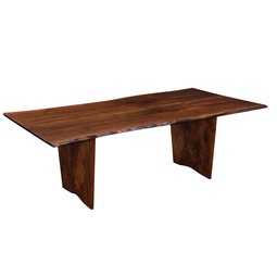 Live Edge Dining Table by The Joinery