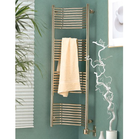 Cornerpiece 5Z Towel Warmer by WESAUNARD INC.
