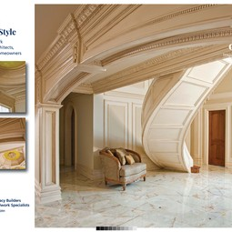 Mon Real® Mouldings by D'Alessio Inspired Architectural Designs