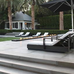 Beverly Hills Fire Pit by Water Studio