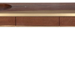 Nola Console Table by Wud Furniture