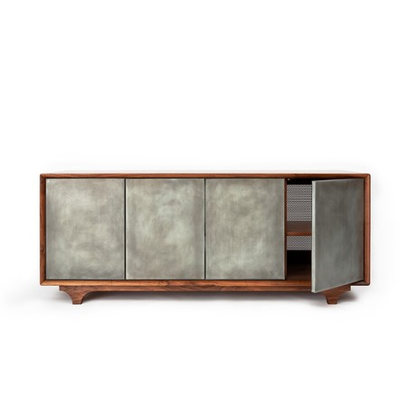 Sterling Media Cabinet by Wud Furniture