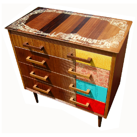 Margate Drawers by Zoe Murphy
