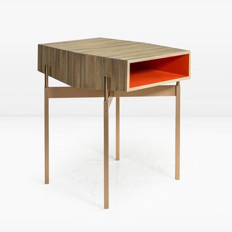 Holyfield Side Table by KGBL
