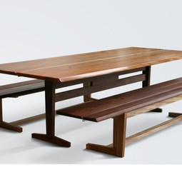 Kate's Trestle Benches by City Joinery