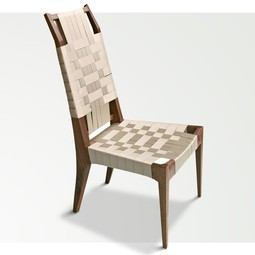 Hewn Woven Side Chair by City Joinery