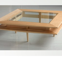 Box Beam Coffee Table by City Joinery