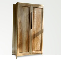 Hewn Armoire by City Joinery