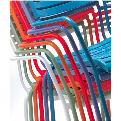 Stratos Chair in Multiple Colors by Tuscan Hills, LLC