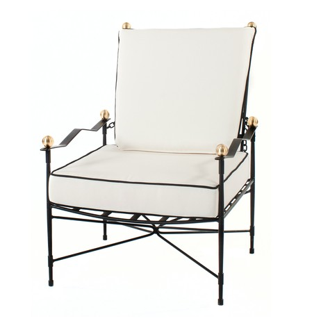 Amalfi Adjustable Chain Back Lounge Chair - T1 by Amalfi Living, LLC