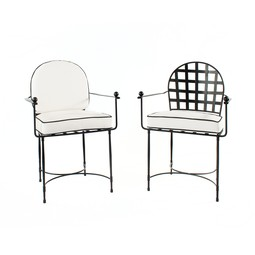 Amalfi Occasional Round Back Chair - T7 by Amalfi Living, LLC