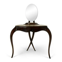 Mahogany Dressing Table by Christopher Guy
