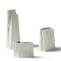 TREE TRUNK VASE by Spin Ceramics