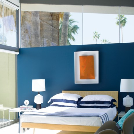 Natura® Zero-VOC and Zero Emissions* Paint by Benjamin Moore & Co.