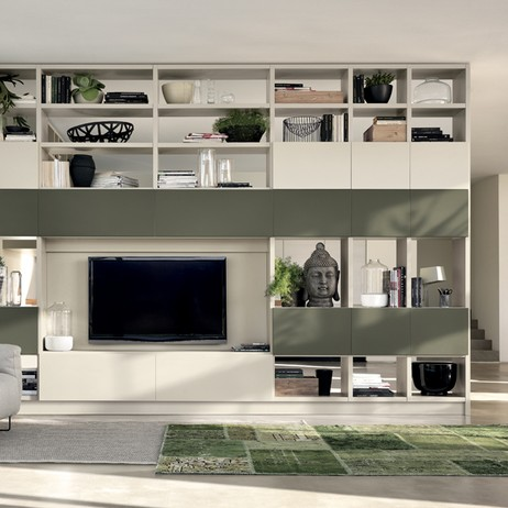 Everyday Living by SCAVOLINI