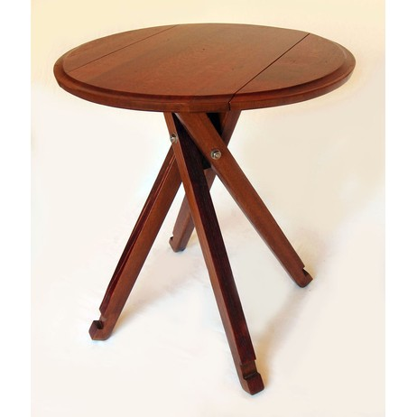 The Windmill, recycled Bistro table by Stil Novo Design