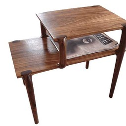 MID-CENTURY STYLE SIDE TABLE by white design