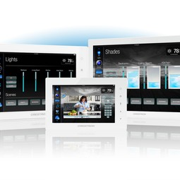 TSW Touch Screens by Crestron