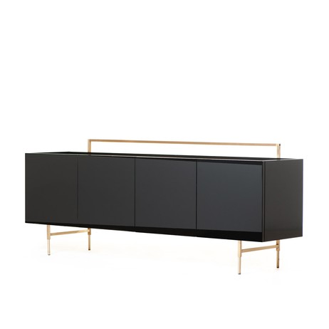 Trunk Low Cabinet by Neri & Hu for De La Espada by The Future Perfect