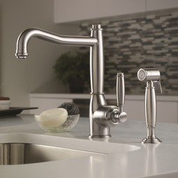 Michael Berman Single Lever Single Hole Kitchen Faucet by ROHL