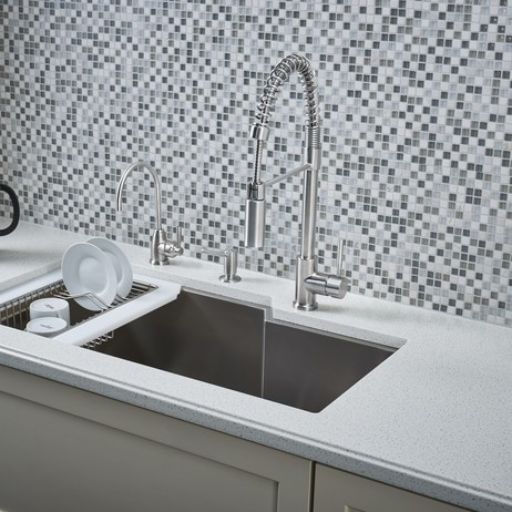 ROHL RGK Stainless Steel Kitchen Sink by ROHL LLC