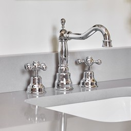 Arcana Column Spout Widespread Lavatory Faucet by ROHL