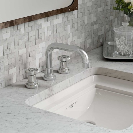 Campo U-Spout Widespread Lavatory Faucet by ROHL