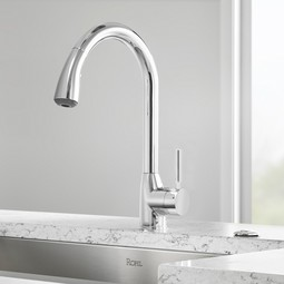 Lux Pull-Down Kitchen Faucet by ROHL