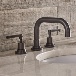 Lombardia U-Spout Widespread Faucet by ROHL
