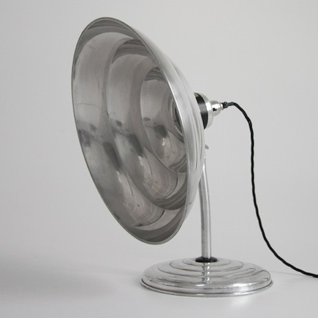 German table light. Circa 1960. by SkinFlint