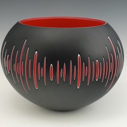 Pulse by Leonoff Art Glass