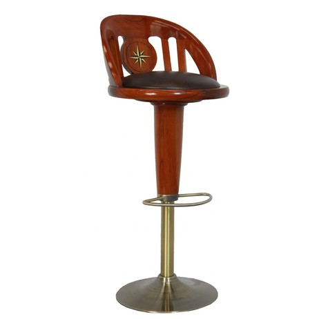 Queen Mary Barstool by Starbay USA