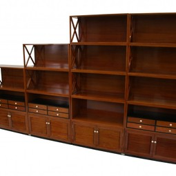 Seychelles Modular Bookcase by Starbay USA