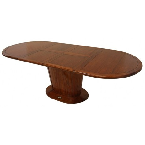 Mayotte Oval Dining Table by Starbay USA