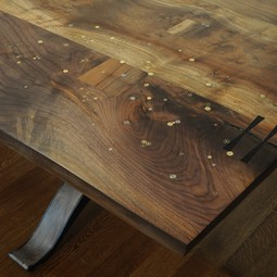 Constellation Table detail by Palo Samko