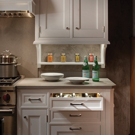Rutt Ruskin Series by Rutt HandCrafted Cabinetry