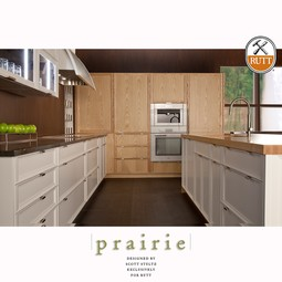 PRAIRIE SERIES by Rutt HandCrafted Cabinetry