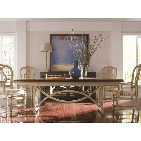Tribeca Dining Table by habersham