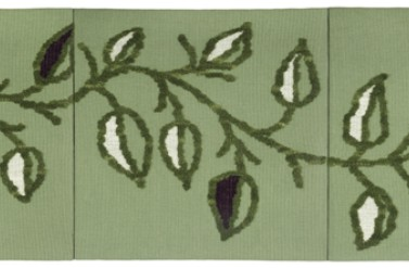 """Euonymus"" Panels 1, 2 & 3 - Alison Yule Textiles"